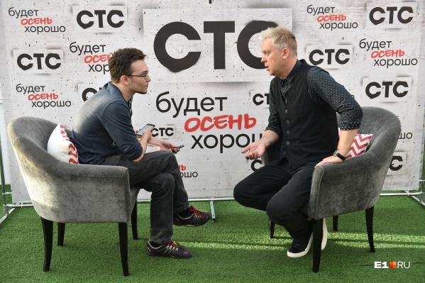Сергей Светлаков говорит, что не может однозначно поддерживать чью-либо позицию, не зная глубины конфликта