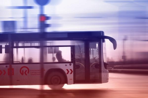 Такие автобусы уже ездят по улицам города