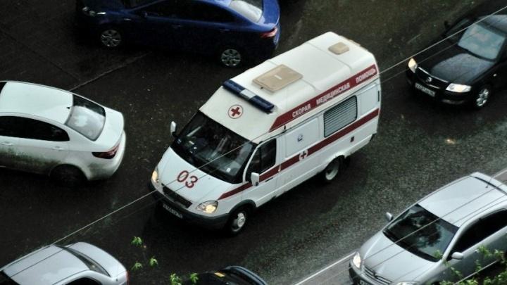 """""""Один автомобиль лежит в кювете всмятку"""": возле села Курганово произошло ДТП"""