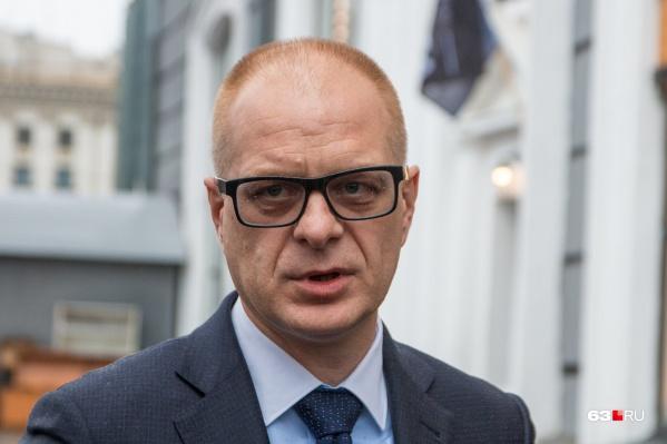 Александр Карпушкин убедил топ-менеджмент «ДомКом Инвеста» в необходимости смены руководителя самарской управляющей компании «ЖКС»
