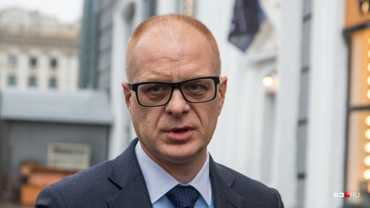 Самарский «белый дом» уволил руководителя управляющей компании «ЖКС»