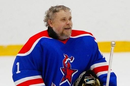 Андрей Горохов играл в хоккей с 15 лет