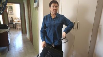 «Живу с тревожным чемоданчиком в руках»: в доме, построенном пленными в Уфе, рушится вторая квартира