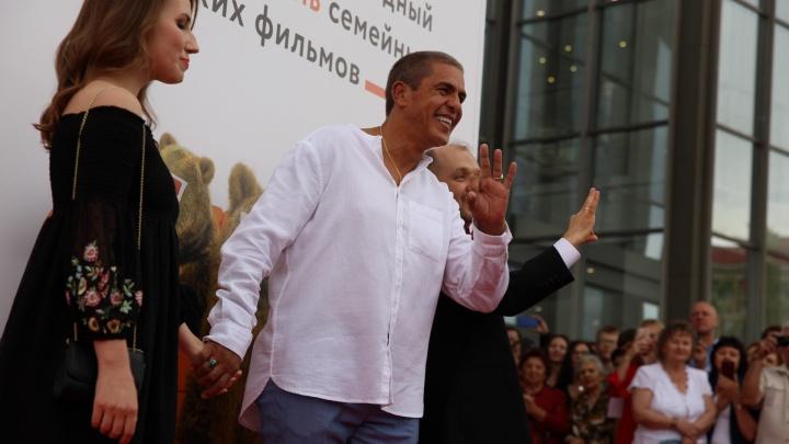 В Ярославль приехал главный герой фильма «Такси»