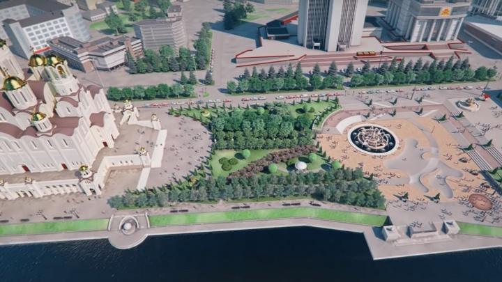 «Церковь в центре уменьшает общественное пространство»: уралец показал на примере Храма на Крови