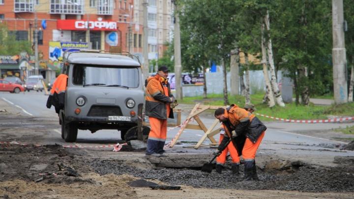 Улицы без воды, десятки домов без света: рабочая неделя в Архангельске началась с ремонтов на сетях