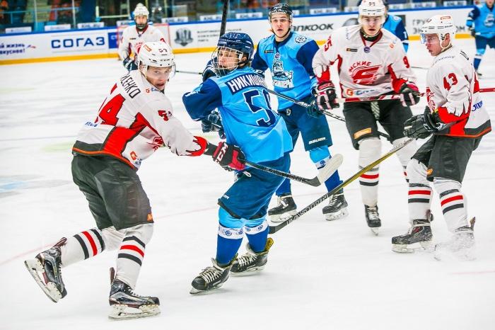 Завтра «Сибирские снайперы» проведут повторный матч