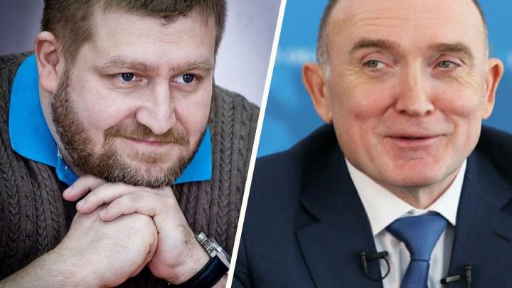 Свой/чужой Дубровский: журналист Дмитрий Моргулес — об итоговой пресс-конференции губернатора