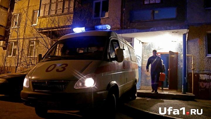В Уфе пациент напал на бригаду скорой помощи