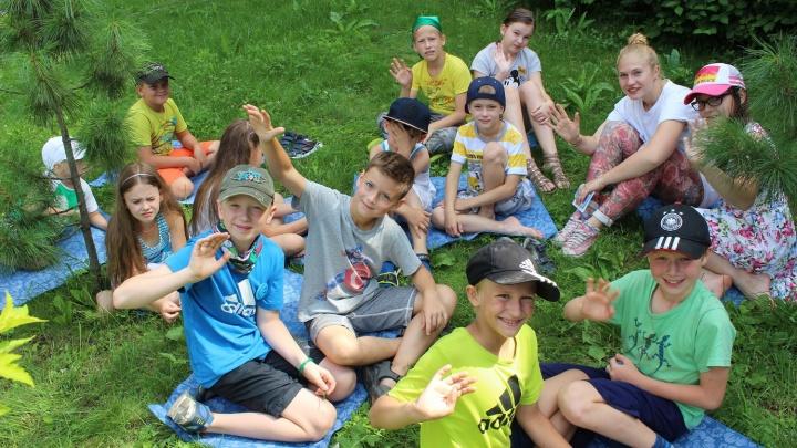 Дети могут получить в подарок один сезон в летнем лагере