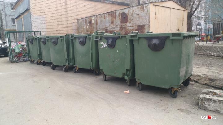 Не больше 80 рублей, но с каждого: в Самаре хотят пересмотреть мусорные тарифы