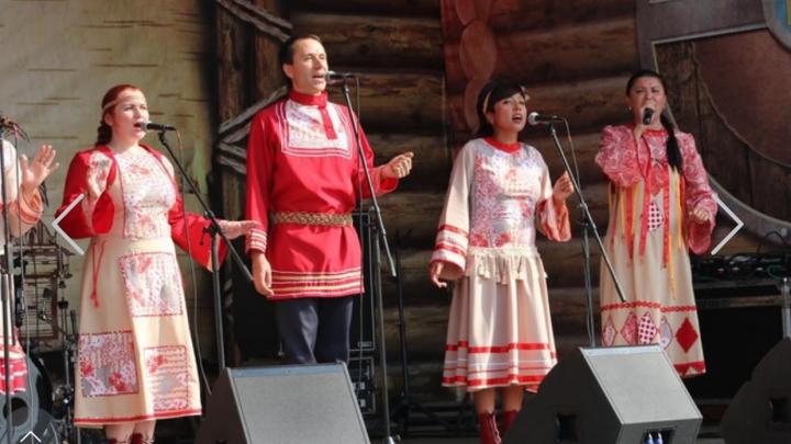 Музыкальный фолк-фестиваль «Зарайская слобода» завершил свою работу