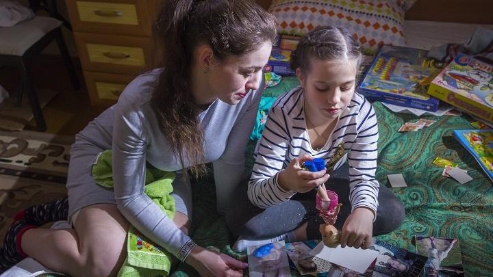 Новосибирский режиссёр снял фильм о женщине, нанявшей актёра на роль отца своей дочери