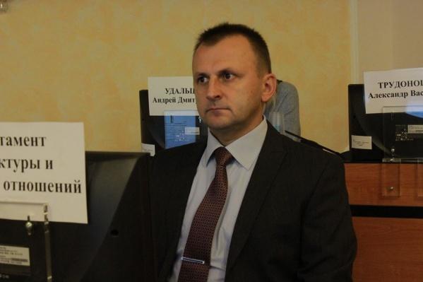 Александр Скорцов уходит из мэрии