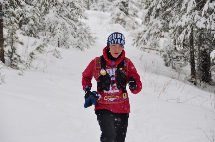 В обеих горных гонках победила Елена Рухляда из Новосибирска