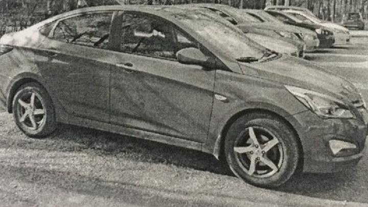 В Екатеринбурге будут судить двух парней, которые угоняли машины Hyundai Solaris и требовали выкуп