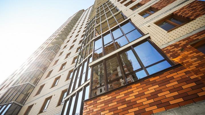 Почти 6 метров высотой: в жилом комплексе обнаружили необычные квартиры