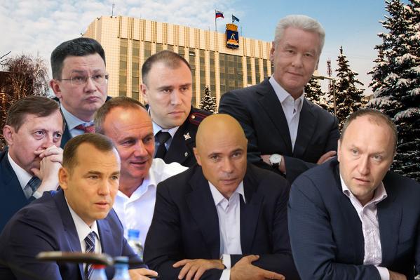 Как минимум восемь человек продолжили карьеру в правительственных и силовых структурах после того, как покинули Тюмень