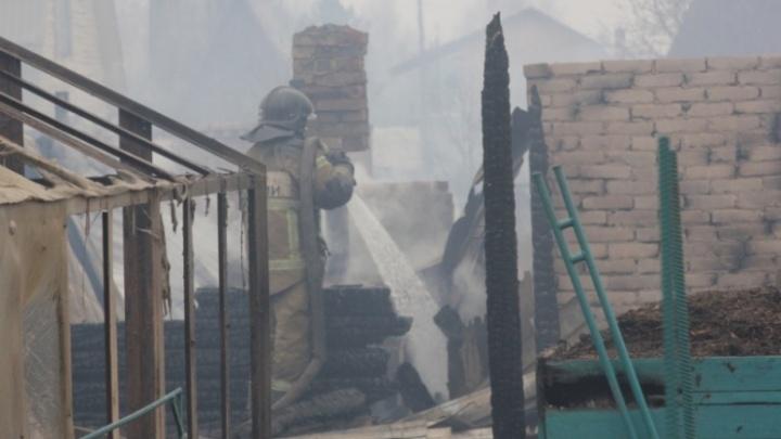 Правительство Зауралья разъяснило, кто будет получать материальную помощь в случае утраты жилья