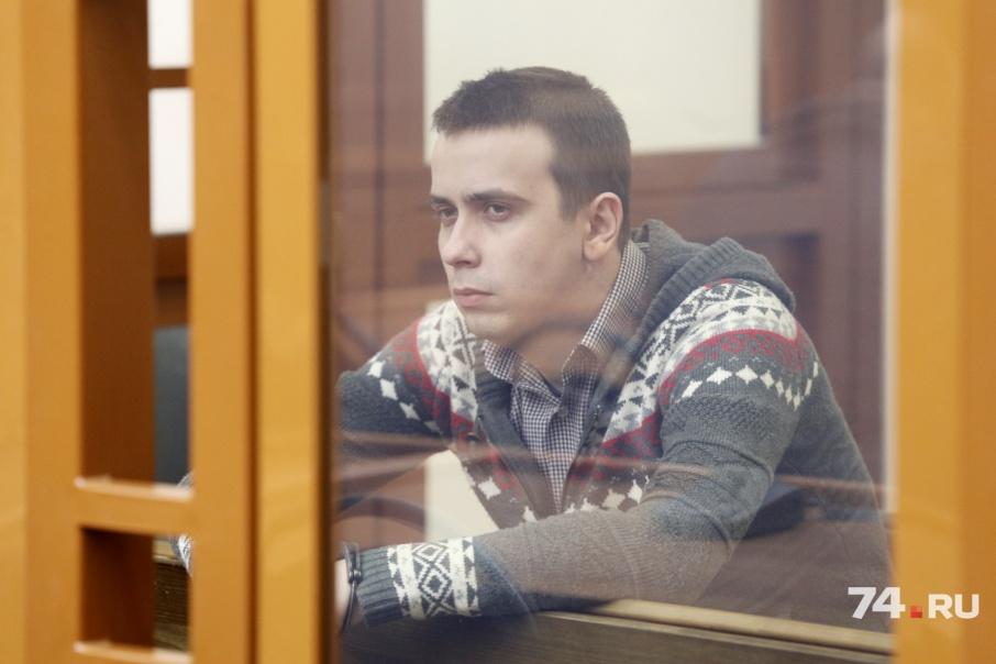 Николай Ефименко во время следствия и в суде отрицал вину в убийстве