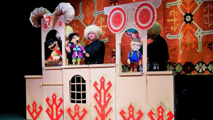 Дагестанский государственный театр кукол приедет на гастроли в Волгоград