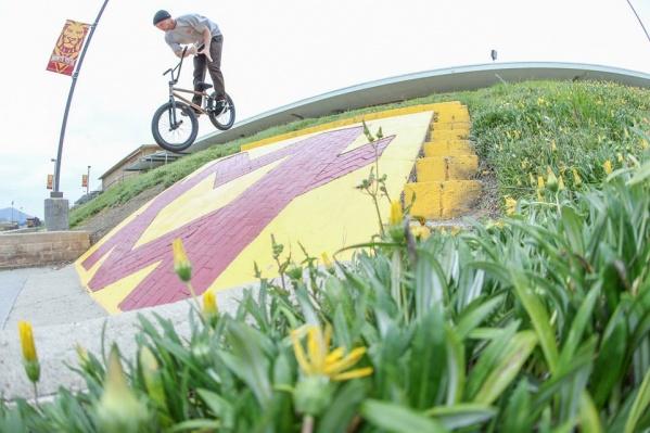 BMX — олимпийский вид спорта, но в Ростове им заниматься пока негде