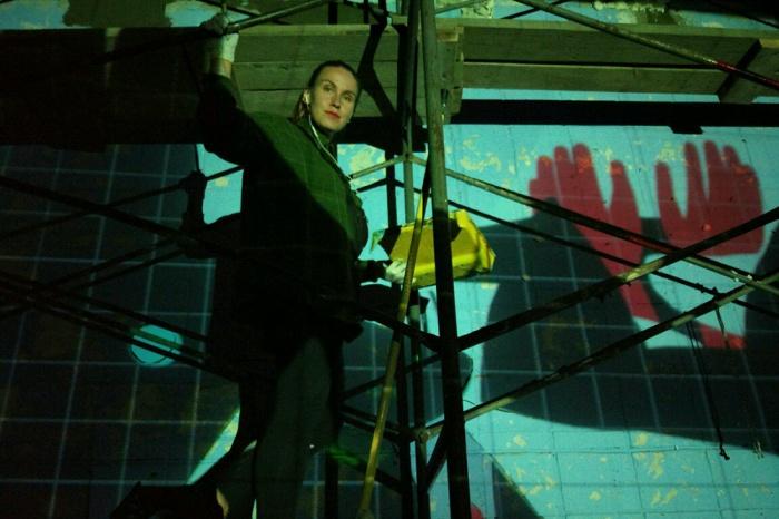 Художница из Екатеринбурга Наталья Пастухова интересуется темой одомашнивания лис