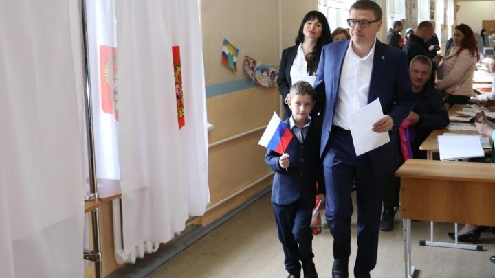 Избирком подвёл окончательные итоги выборов губернатора Челябинской области