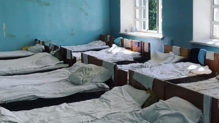 «Койки стоят впритык»: общественники возмутились состоянием психиатрической больницы на Банной горе
