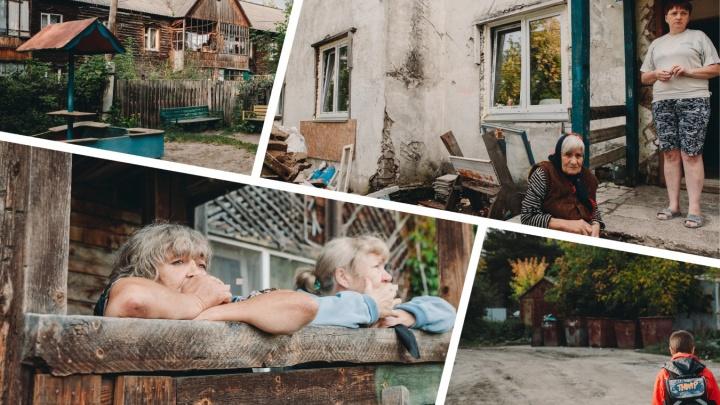 Вечно зеленая, вечно ветхая: как живется на Старой Лесобазе, которой скоро не станет