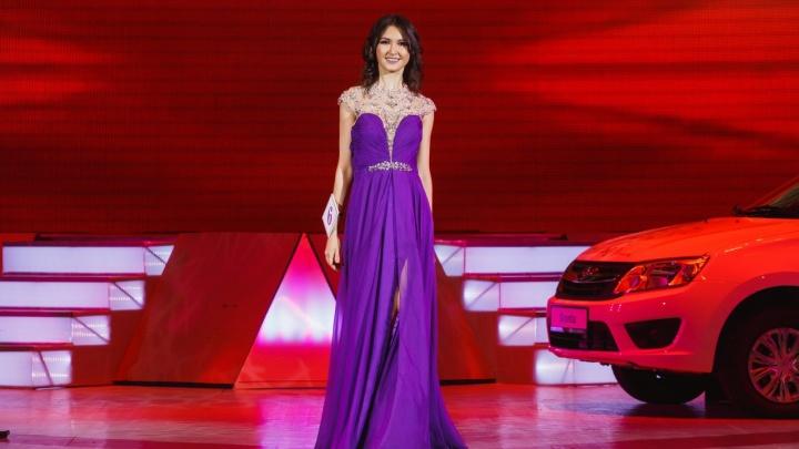 Красавица из Башкирии представит республику на конкурсе «Мисс Студенчество России — 2018»