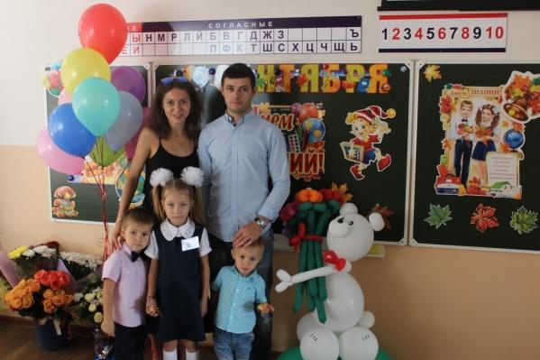Мучения семьи Полонских начались с начала осени