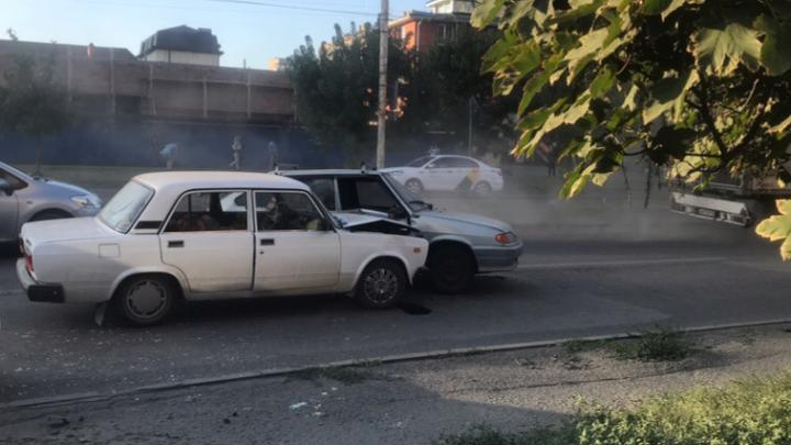 Стало плохо за рулем: в аварии на Таганрогской погиб человек