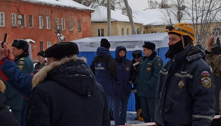 В Уфе пострадавшие от взрыва квартиры всю ночь будет охранять полиция