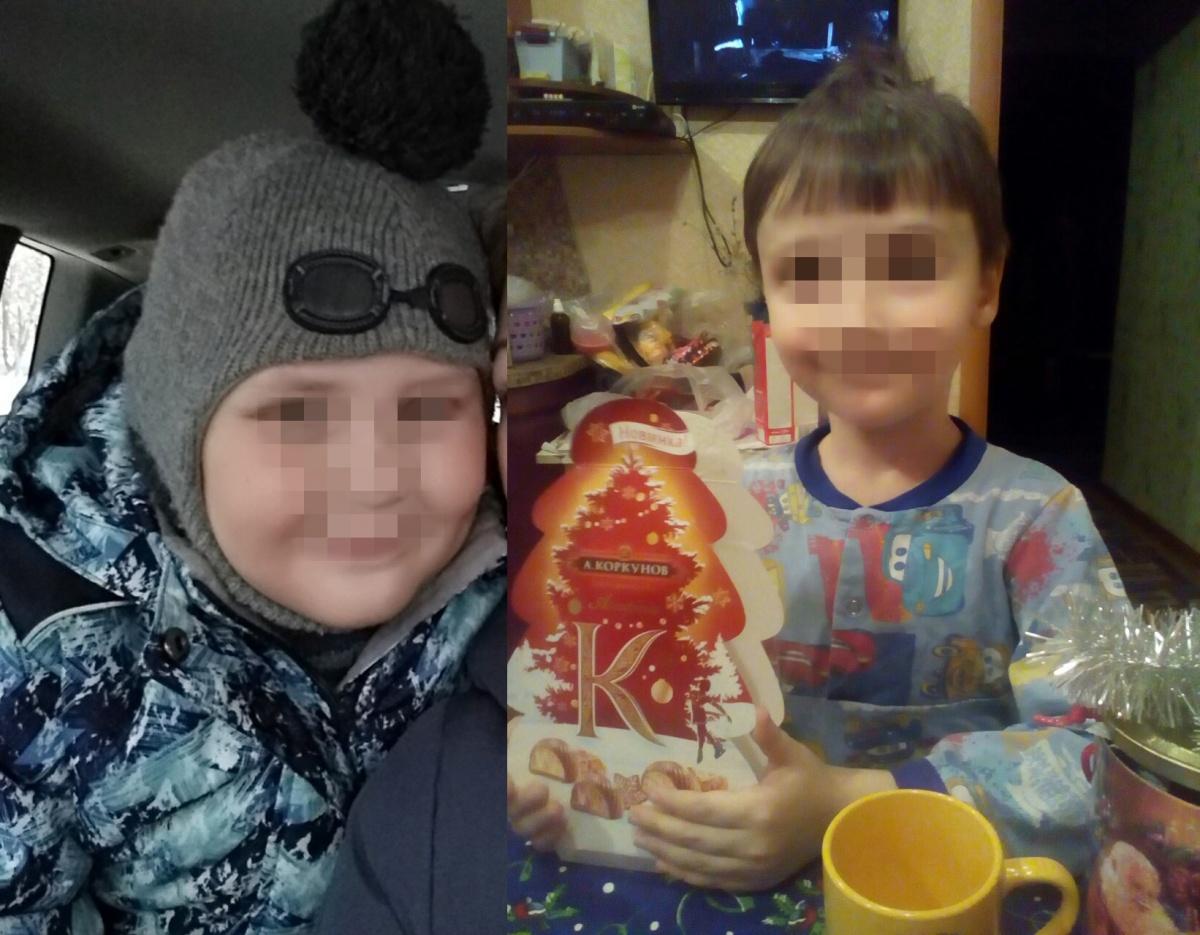 Слева — Андрей Полетаев, справа — Максим Архипов