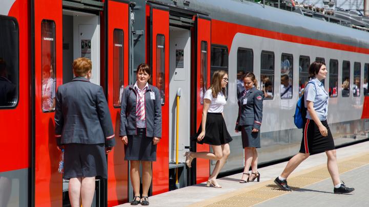 Путешествие из Волгограда в Астрахань: железнодорожники запустили экскурсионный тур выходного дня