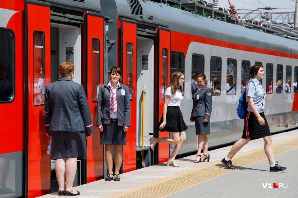 Первые путешественники отправятся в Астрахань в ближайшую субботу
