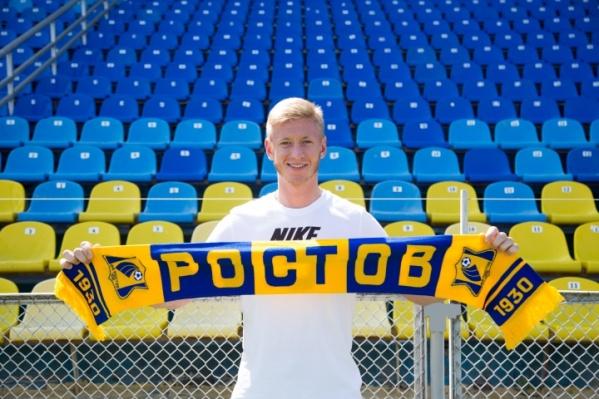 Чистяков был лидером в обороне ФК «Тамбов»