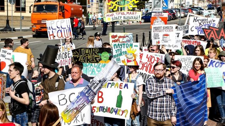Монстрации в Нижнем Новгороде быть. Участникам отказали в шествии, но разрешили «водить хороводы»