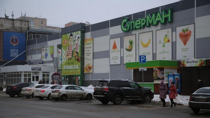 В Волгограде выставлены на торги три магазина «МАН»