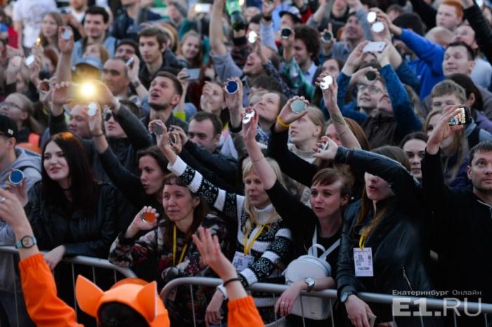 В этом году на фестиваль ожидают порядка 200 тысяч человек