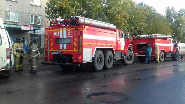 На пожаре в Челябинской области погиб трёхлетний ребёнок