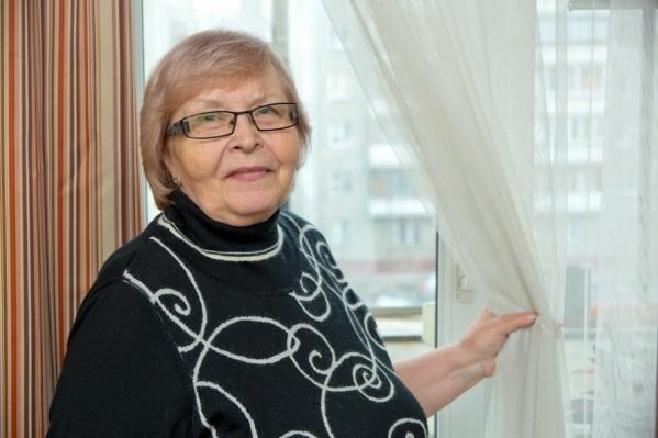 Спустя полгода после трагедии Лариса Владимировна вернулась к привычной жизни