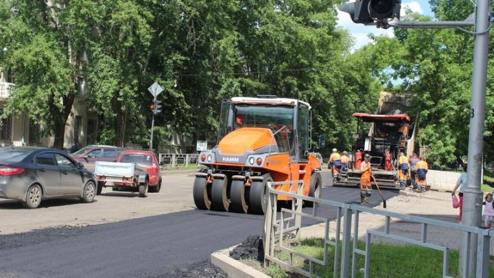 Уфимские власти рассказали, когда отремонтируют дорогу на Бирском тракте
