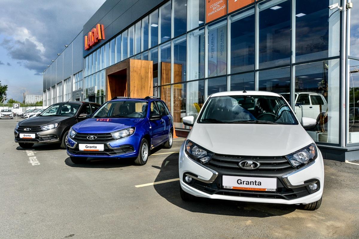 Lada Granta после обновления стоила от 420 тысяч рублей, с нового года — минимум 435 тысяч (+3,5%)