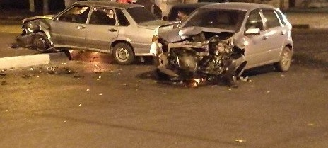 Заколдованный перекресток. Серьезное ДТП произошло в Автозаводском районе