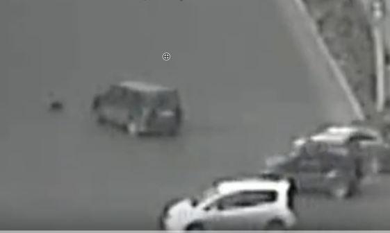 На перекрестке, где Коган насмерть сбил двух девушек, снова пострадала женщина