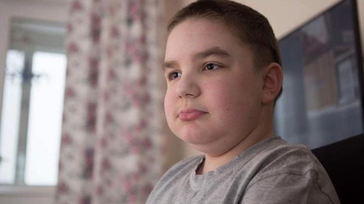 """""""Телефон не умолкал"""": дружить с 14-летним екатеринбуржцем с неизлечимым заболеванием вызвались 15 человек"""