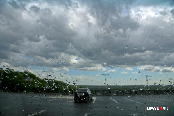 За окнами в ближайшие дни — дождь
