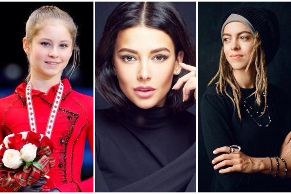 Юлия Липницкая, София Никитчук, Ольга Маркес —такие разные, но такие крутые!
